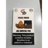 Refil Para Juul Eonsmoke Virgínia Tobacco 6% Nicotina