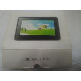 Tablet 7 Marca Zte K75