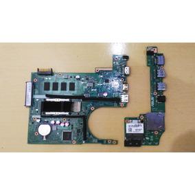 Placa Notebook Asus X200ma-ct206h (com Defeito)