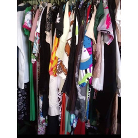 Blusas , Vestidos , Calças , Saias Com 20 Peças De Roupas