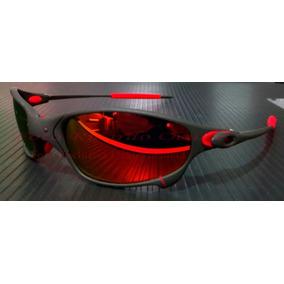f90326af6 Juliet Plasma Fire + Lentes Oakley - Óculos no Mercado Livre Brasil
