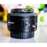 Yongnuo 50mm 1.8f Para Canon. Nuevo