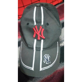 Gorra Con Visera Ny New York Yankees Color Gris e4c554343ee