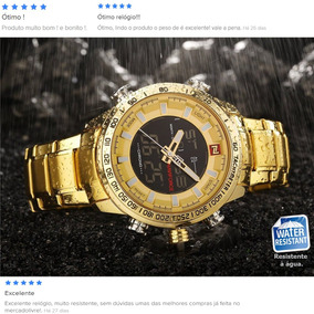 Relógio Masculino Naviforce Analógico/digital Pronteentrega!