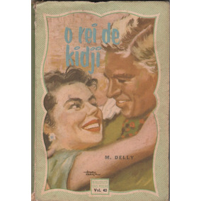 Livro Antigo O Rei De Kidji- 1958 - Editora Nacional - Ag