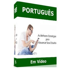 Curso 16 Dvds Português, Redação E Gramática A7