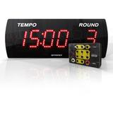 Cronômetro Digital Crossfit Tabata Controle G13