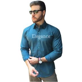 Kit 20 Camisas Social Masculina Formatura Adulto Formal 2019