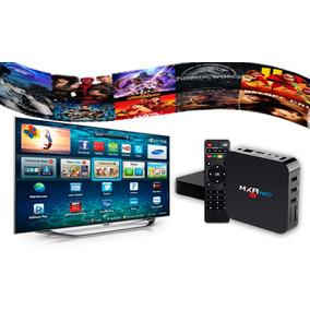 Tvbox Smarttv 4k 2g Ram,16g Rom_mas800canales-