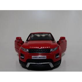 50ad3dc92ccc0 Miniatura Land Rover Range Rover Evoque Vermelha 1 24 Welly ...
