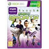 Kinect Sports Para Xbox 360 Nuevo Y Sellado