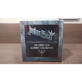 Judas Priest The Complete Albums Collection-19 Cds Original