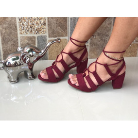 Zapatos Sandalias Tacon Colombianas Envío Gratis + Obsequio