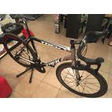 Bicicleta De Ruta Trek Alpha 2,3 Rines De Carbon