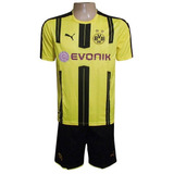 Calção Do Borussia Dortmund Amarelo no Mercado Livre Brasil b743cae580aa6