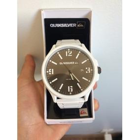 Relogio Quiksilver Beluka Chumbo - Relógios no Mercado Livre Brasil 1dd283b89f