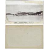 Sc Anos 1910 Cartão Postal Foto Vista De São Francisco Sul 1