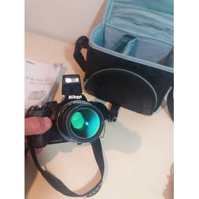 Camara Nikon Coolpix P90 (+- 400 Disparos) 350 Trmps