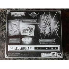 Aiolia Leão Sog Effect Bandai Saint Seiya - Leia A Descrição