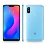 Xiaomi Mi A2 Lite Dual 64gb - Blue Global + Nfe