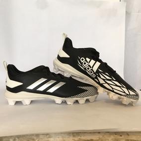 Spikes Beisbol Softbol adidas After Blanco Negro Tqt   27 Mx bb0fcac7e6d4b