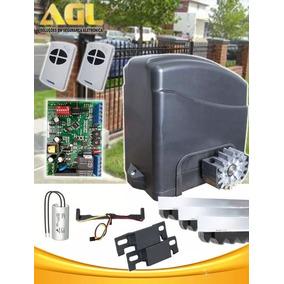 Kit Motor Portão Automático Eletrônico Deslizante 127v 220v