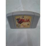 La Leyenda De Zelda Para Nintendo 64
