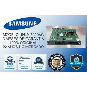 Placa Principal Samsung Un49j5200ag Un49j5200 | Bn94-11899y