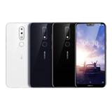 Nokia X6 6gb + 64gb - Android One 9 - Pronta Entrega