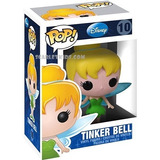 Funko Pop! Tinker Bell 10 Original Disney Scarlet Kids