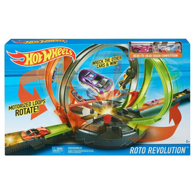 Hot Wheels Roto Revolution Original Envio Imediato