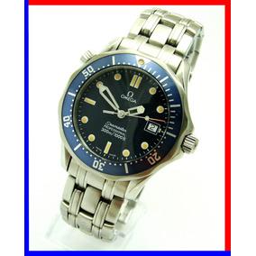 540997c11b3 Omega James Bond Azul Na - Relógios De Pulso no Mercado Livre Brasil
