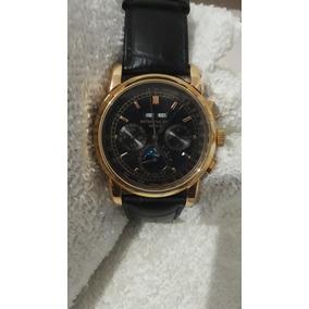 d66bd8ef66f Luxuoso Relogio Patek Philippe Geneve - Relógios De Pulso no Mercado ...