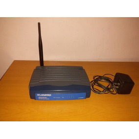 Router Lanpro Lp-5420g Wireless B/g 54 Mbps