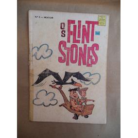 Revista Os Flintstones Nº 2 Editora O Cruzeiro = Ano 1969