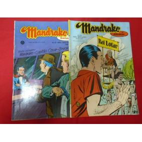 Mandrake: Nºs 25 E 31- (1957) Excelentes - (frete: Grátis)