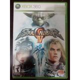 Soul Calibur Iv 4 - Xbox 360 - Game Freaks