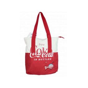 Bolsa Feminina Coca-cola Mash Up Alça De Ombro - 7112419
