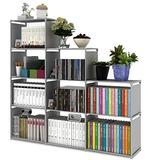 Ilios Innova Librería Organizadora Armado Estante Facil, Re