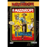 O Lamparina - Dvd - Mazzaropi - Geny Prado - Zilda Cardoso