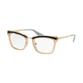 Oculos Masculino De Grau Prada - Óculos Marrom no Mercado Livre Brasil 1845208851