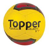 eee0aa0209 Pelota Numero 5 Campo Topper Velocity V7 Amarilla