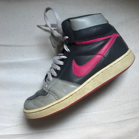 ef0c23c7b9543 Zapatilla Botita Nike - Zapatillas Nike Botitas Rosa claro en ...