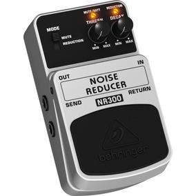 Pedal Behringer P/ Guitarra Nr300 Noise Reducer
