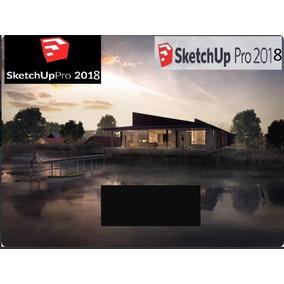 Programa Sketchup Pro 2018 64bits