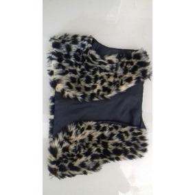 Vestido Oncinha Luxo Festa Infantil C colete boina Tam1 Ao 3. 1 vendido -  Bahia · Colete Pelo Infantil Oncinha N 1 fdb4405b61a