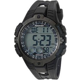 Reloj Timex Marathon Negro Envío Gratis!