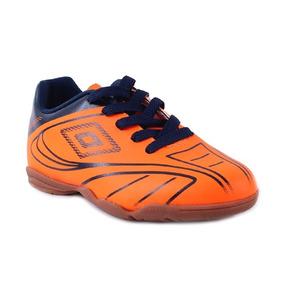 51aa387dfa Tenis De Futsal Infantil Umbro Kicker Ii - Frete Gratis