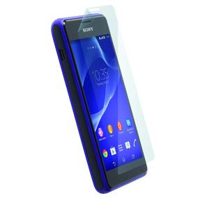 Protector De Pantalla Transparente Para Sony Xperia E1