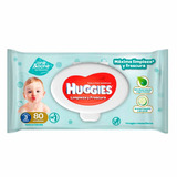 X Mayor / Toallitas Humedas Huggies One & Done Paquete X 80